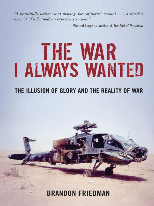 The War I Always Wanted EB9781616739669