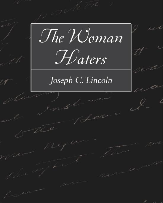 The Woman-Haters EB9781438562209