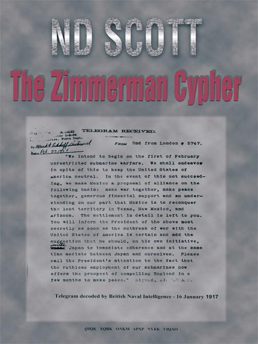 The Zimmerman Cypher EB9781426944260