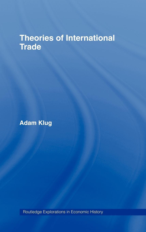 Theories of International Trade EB9781134307050