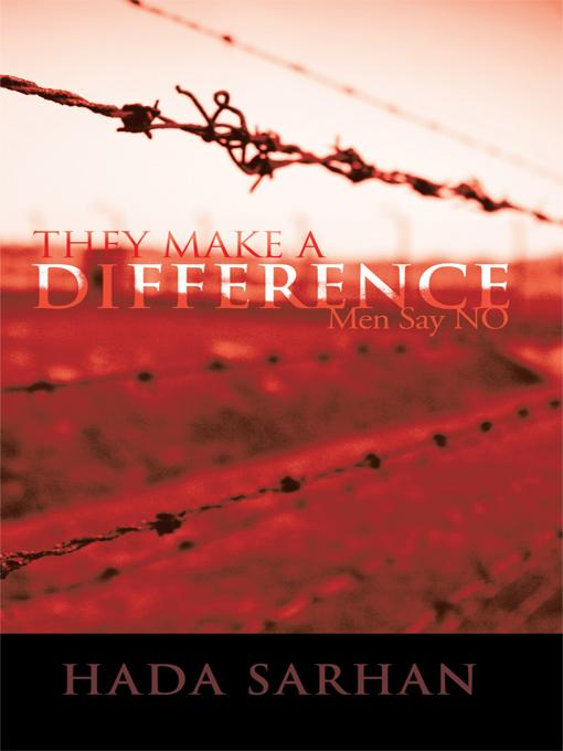 They Make a Difference: Men Say NO EB9781426968082