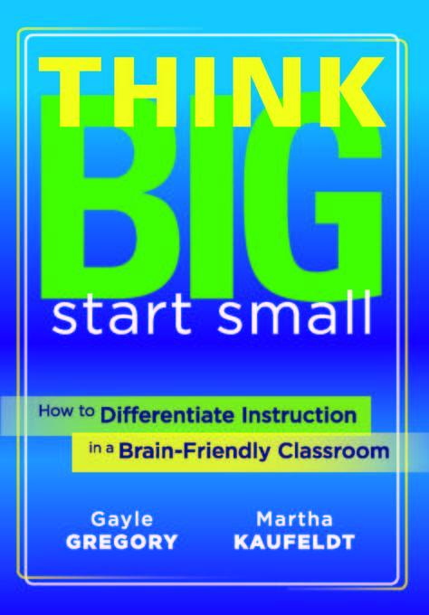Think Big, Start Small EB9781935543084