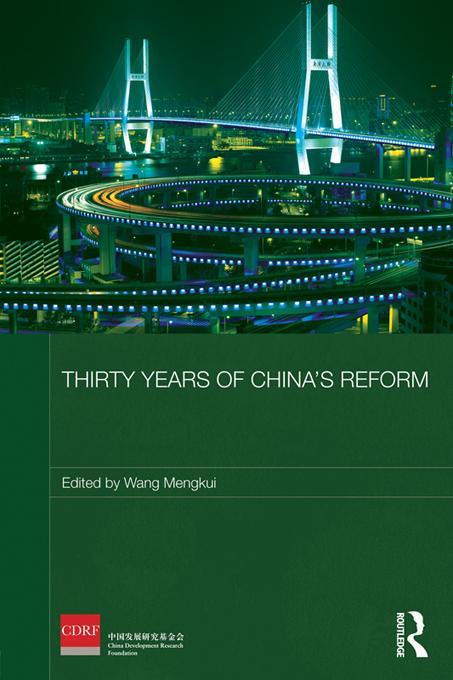 Thirty Years of China's Reform EB9781136488313
