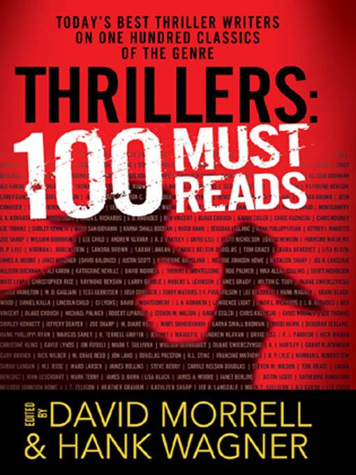 Thrillers: 100 Must-Reads EB9781608090198