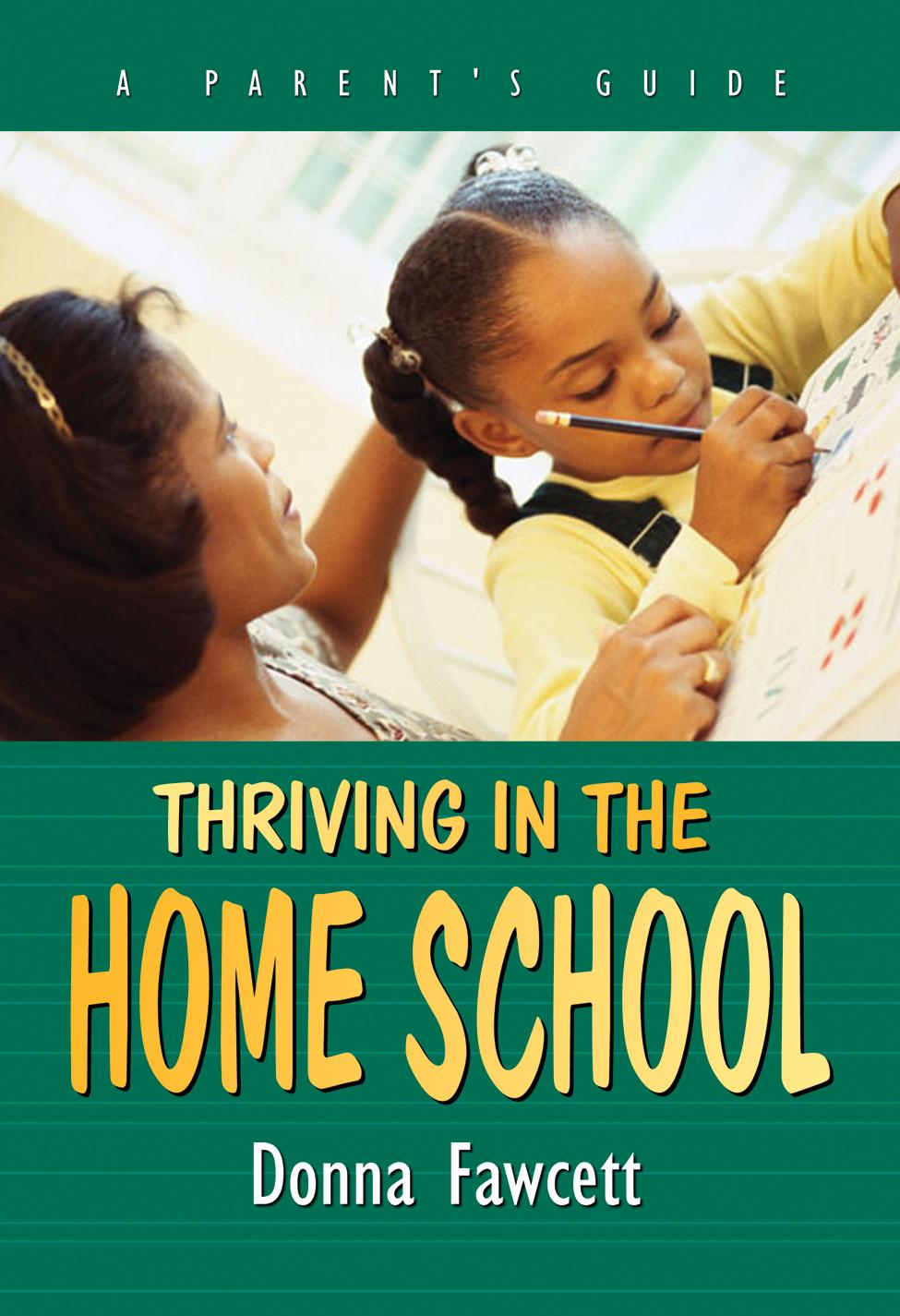 Thriving In The Home School EB9781894928878