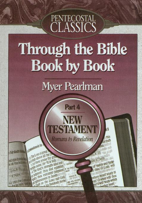 Through the Bible Book by Book, Part 4 EB9781607312154
