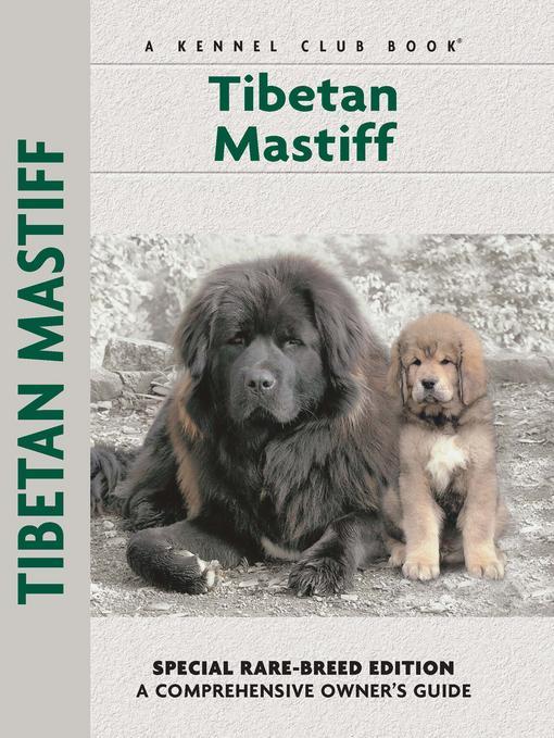 Tibetan Mastiff EB9781621870197