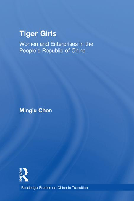 Tiger Girls EB9781136701894