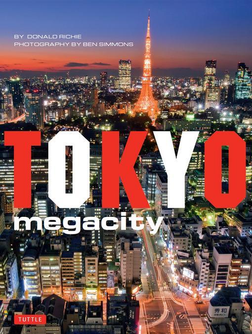 Tokyo Megacity EB9781462908479