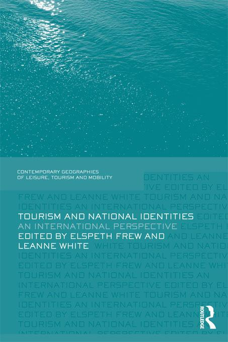 Tourism and National Identity EB9781135146849