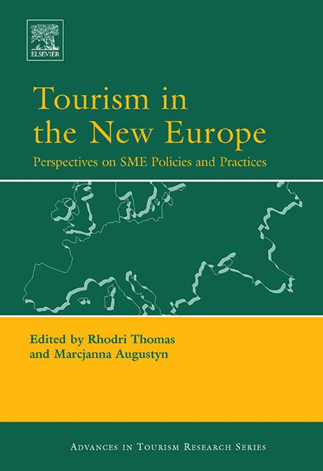 Tourism in the New Europe EB9781136353352