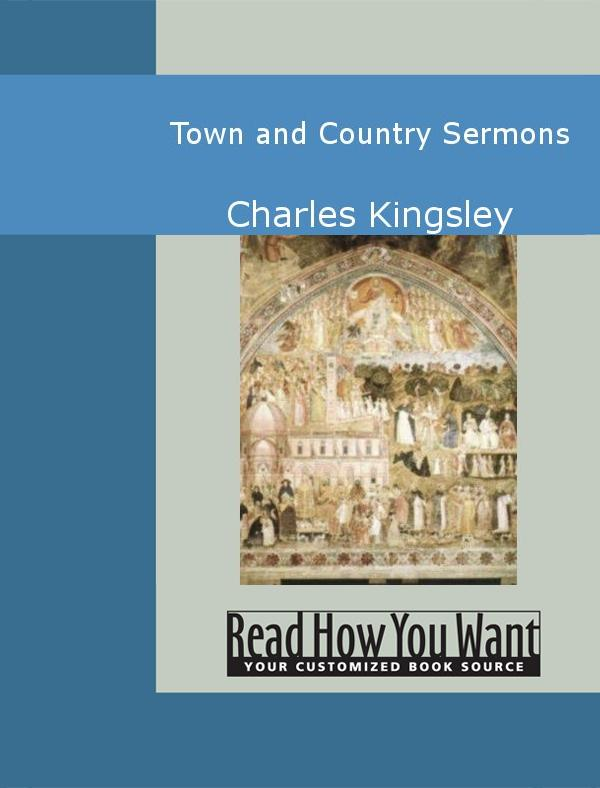 Town and Country Sermons EB9781442947108