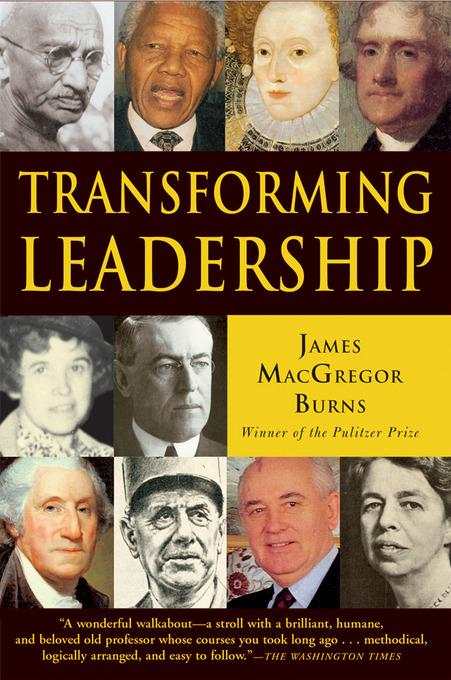 Transforming Leadership EB9781555846169