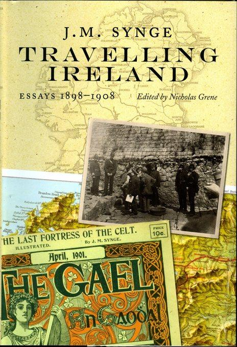 Travelling Ireland: J.M. Synge, Essays, 1898-1908 EB9781843512400