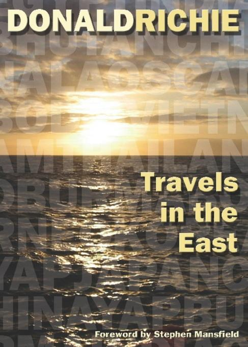 Travels in the East EB9781611725452