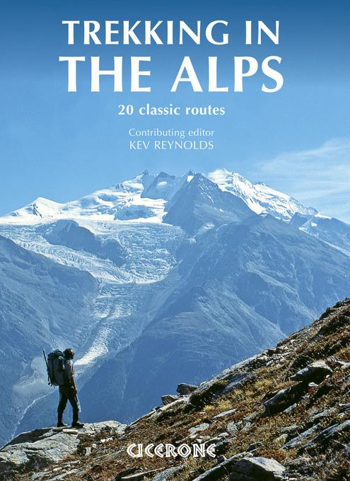 Trekking in the Alps EB9781849653329