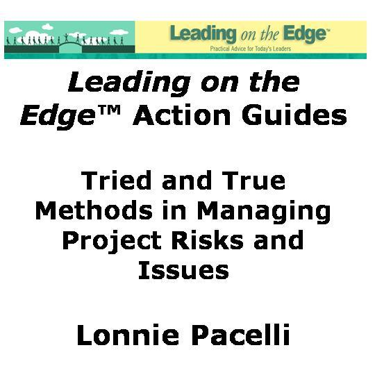 Tried and True Methods in Managing Project Risks and Issues EB9781933750125