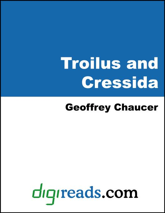 Troilus and Cressida EB9781420902280