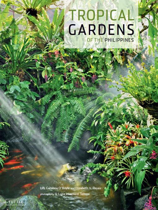 Tropical Gardens of the Philippines EB9781462906123