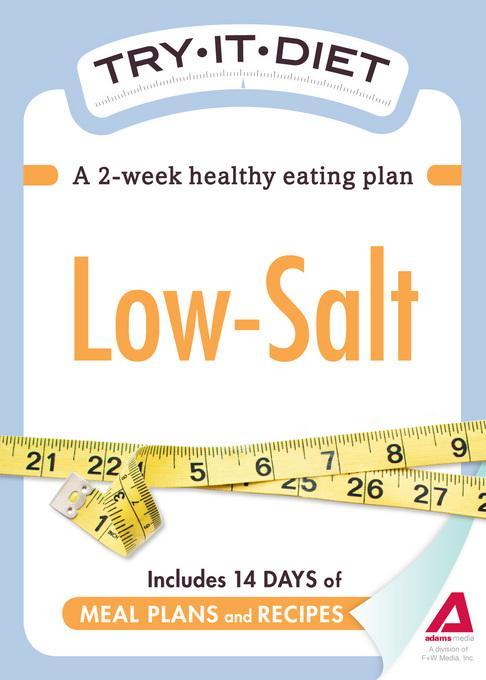 Try-It Diet: Low Salt EB9781440534805