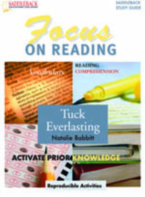 Tuck Everlasting Reading Guide EB9781602915367