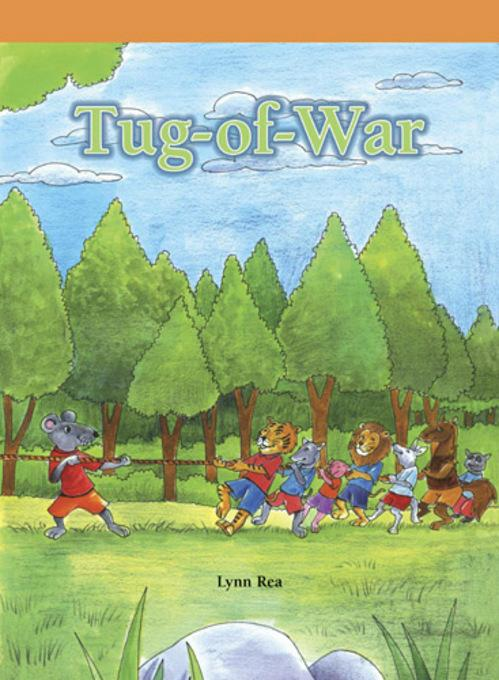 Tug of War EB9781448835355