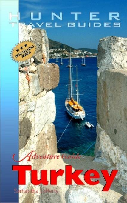 Turkey Adventure Guide EB9781588436856