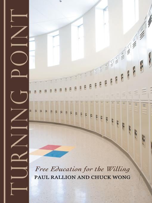 Turning Point: Free Education for the Willing EB9781469739144