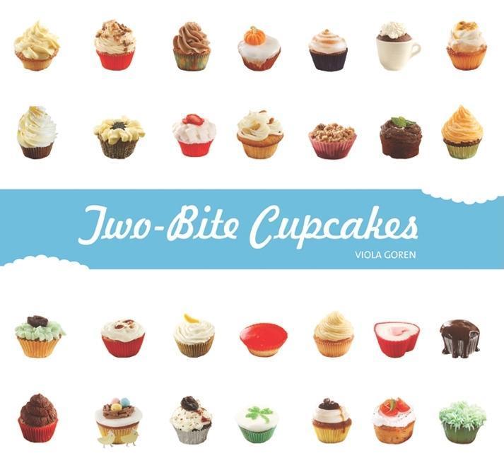 Two-Bite Cupcakes EB9781607343585
