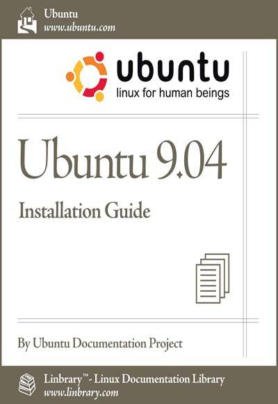 Ubuntu 9.04 Installation Guide EB9781596821545