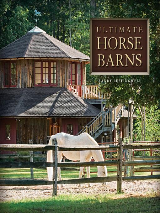 Ultimate Horse Barns EB9781610601191