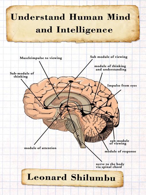 Understand Human Mind and Intelligence EB9781426989049