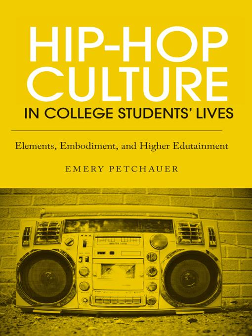 Understanding Hip-Hop on College Campuses EB9781136647703