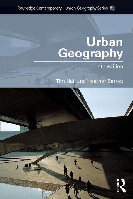 Urban Geography EB9781136647369