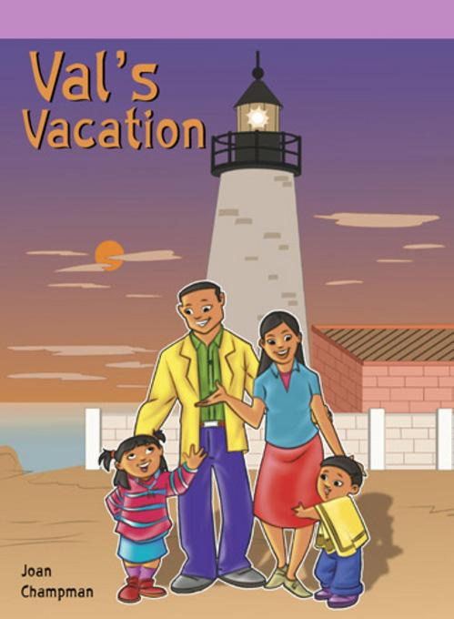 Val's Vacation EB9781448836123