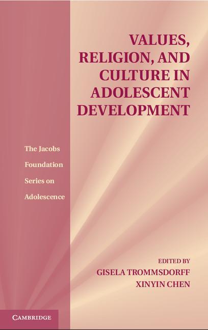 Values, Religion, and Culture in Adolescent Development