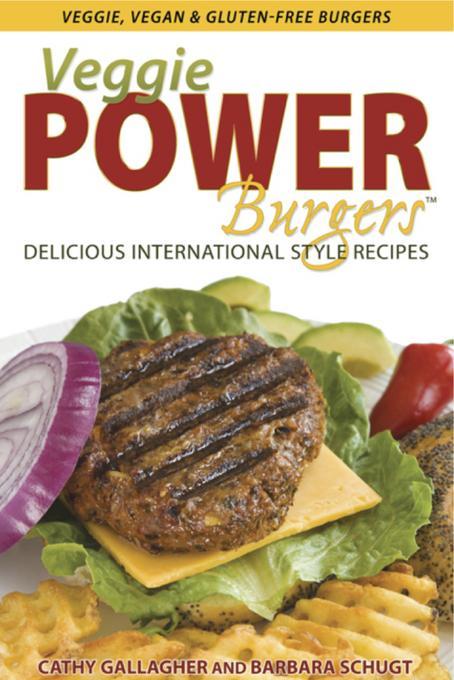 Veggie Power Burgers EB9781456607517