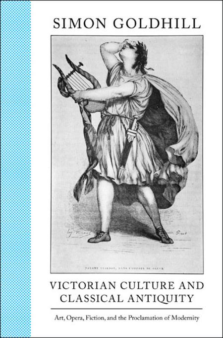 Victorian Culture and Classical Antiquity EB9781400840076