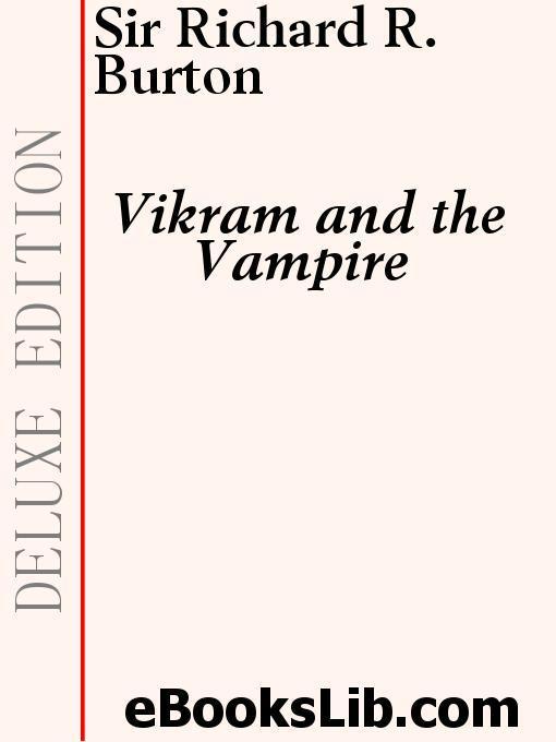 Vikram and the Vampire EB9781412159203