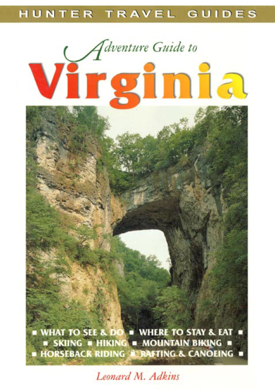 Virginia Adventure Guide EB9781588431028