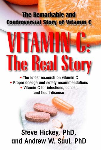 Vitamin C: The Real Story EB9781458701565