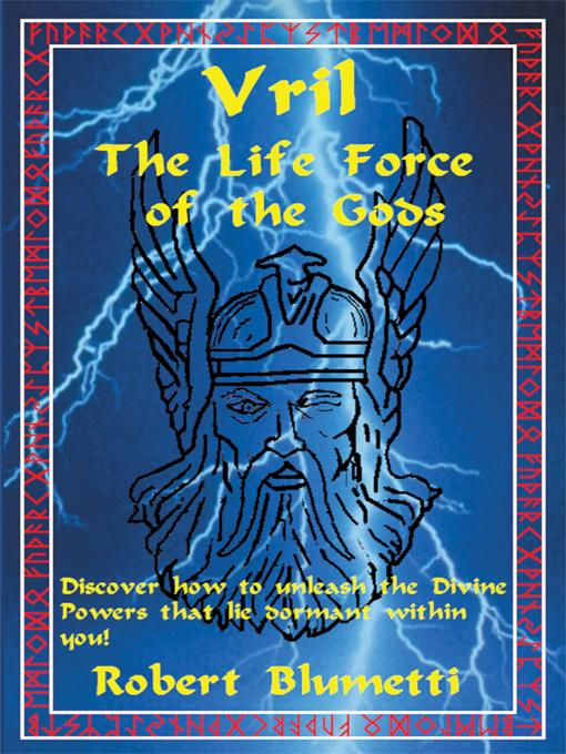 Vril: The Life Force of the Gods EB9781450236959