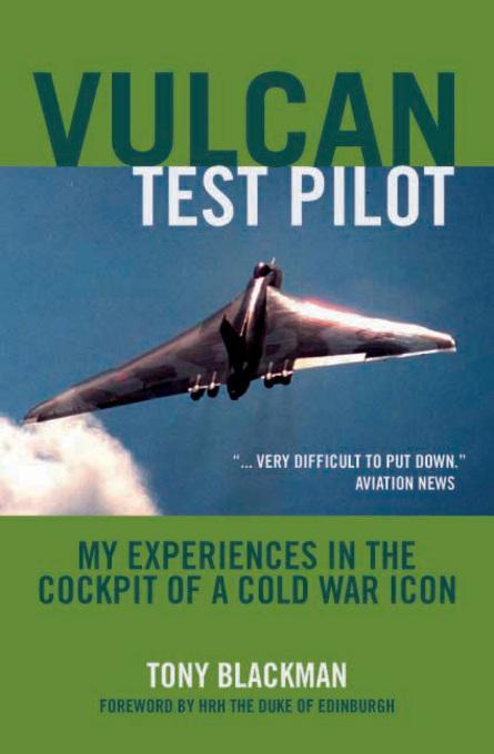 Vulcan Test Pilot EB9781908117953