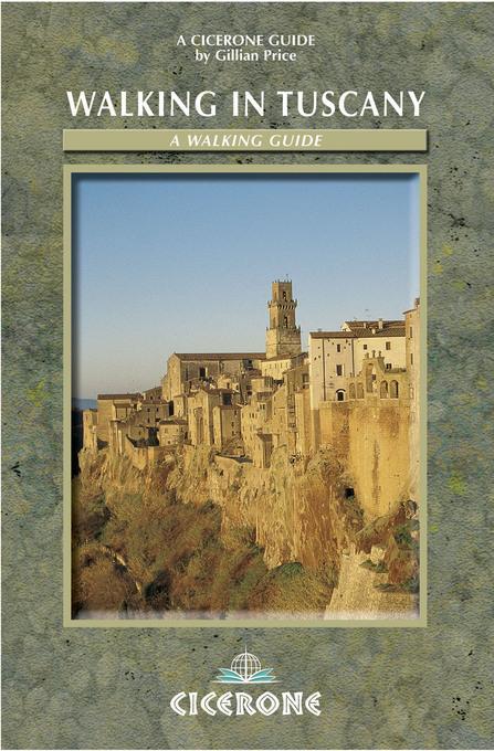Walking in Tuscany: 50 Walks throughout Tuscany EB9781849651363