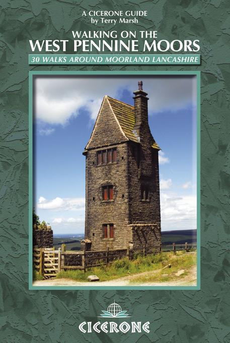 Walking on the West Pennine Moors: 30 routes in gritstone country EB9781849652865