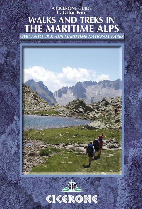 Walks and Treks in the Maritime Alps EB9781849653008