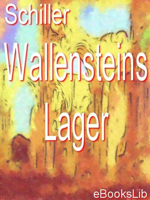 Wallensteins Lager EB9781412170895