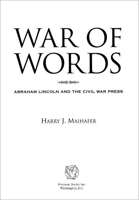 War of Words EB9781612344355