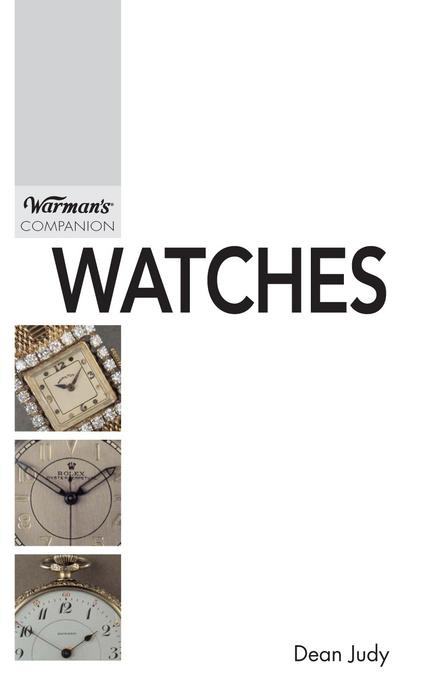 Warman's Companion Watches EB9781440221378