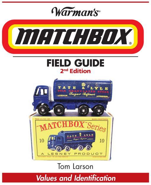 Warman's Matchbox Field Guide EB9781440219115